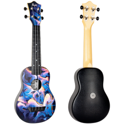 Ukulele FLIGHT TUS-40-GRAFFITI