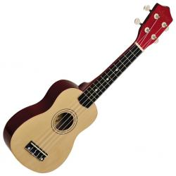Ukulele sopranowe UK21 natural