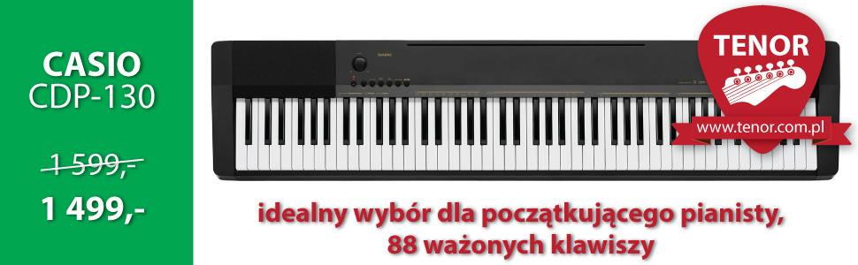CDP-130 Casio piano
